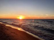 Retreat - Lakeside beach-Michigan