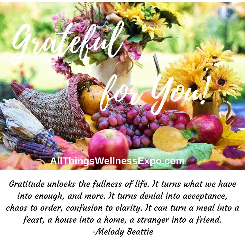 Gratitfule for You! 11-2018 Newsletter